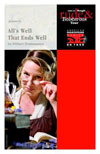 All\'s Well That Ends Well