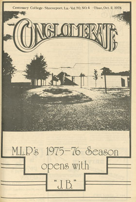 The Conglomerate 1975 cover